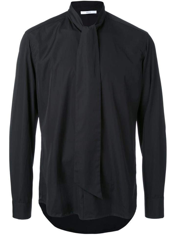 Aganovich Longsleeve Shirt - Black