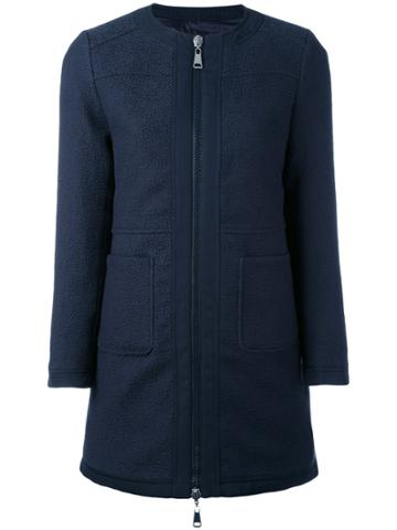 Moncler Freesia Reversible Coat - Blue