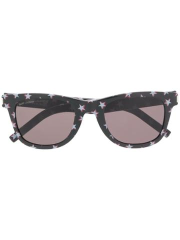 Saint Laurent Sl 51 Sunglasses - Black