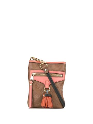 Louis Vuitton Pre-owned Monogram Underground Flight Crossbody Bag -