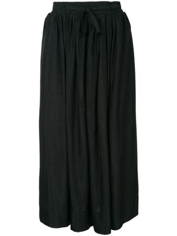 Karen Walker Decoy Skirt - Black