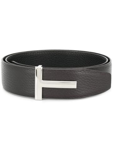 Tom Ford T Icon Belt - Brown