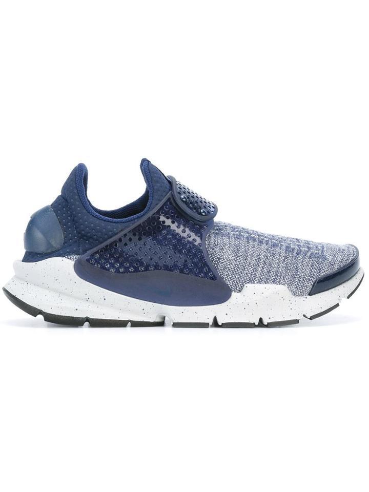 Nike Sock Dart Se Premium Sneakers - Blue