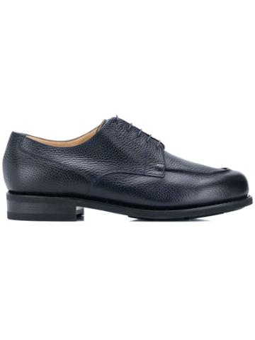 Paraboot Pebbled Shoes - Black