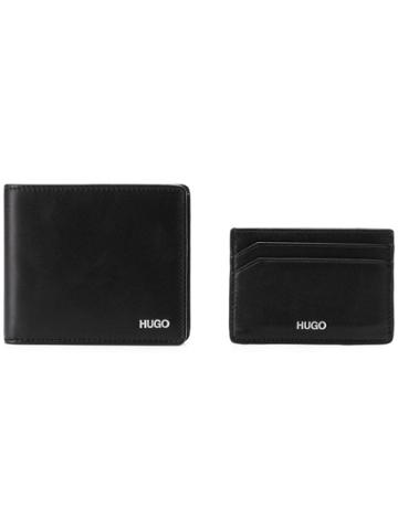 Boss Hugo Boss Folded Wallet - Black
