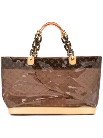 Louis Vuitton Vintage Cabas Ambre Gm Tote Bag - Brown