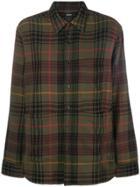 Aspesi Button Down Shirt - Green