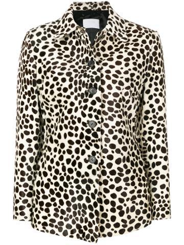 Prada Vintage Spotted Jacket - Multicolour