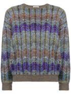 Missoni Vintage Missoni Sweater - Pink & Purple
