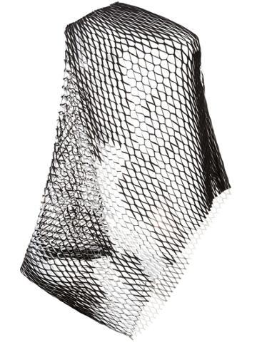 Vionnet Vionnet Ypvas18002t7235 Black Nylon/spandex/elastane