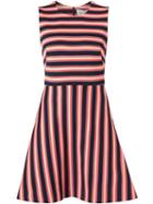 Novis Striped Flared Dress