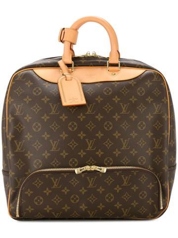 Louis Vuitton Vintage Evasion Travel Handbag - Brown