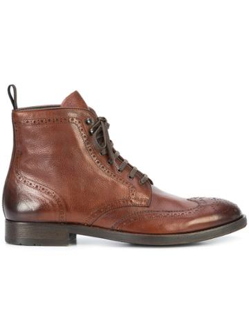 To Boot New York Bruckner Boots - Brown
