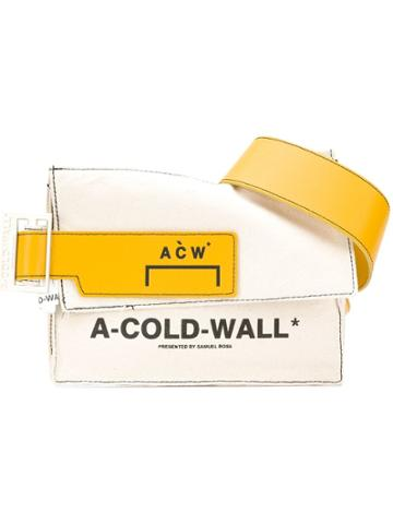 A-cold-wall* A-cold-wall* B1 Amber Cotton - Nude & Neutrals