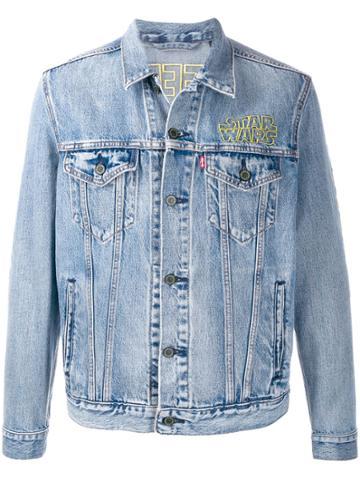 Levi's X Star Wars Denim Jacket - Blue