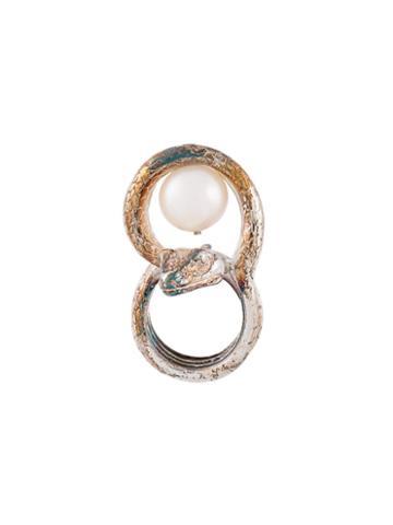 Delfina Delettrez Snake Ring
