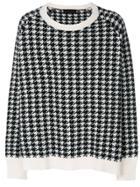 Haider Ackermann Patterned Sweater - Black