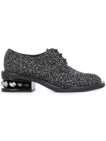 Nicholas Kirkwood Suzi Derby Shoes - Black