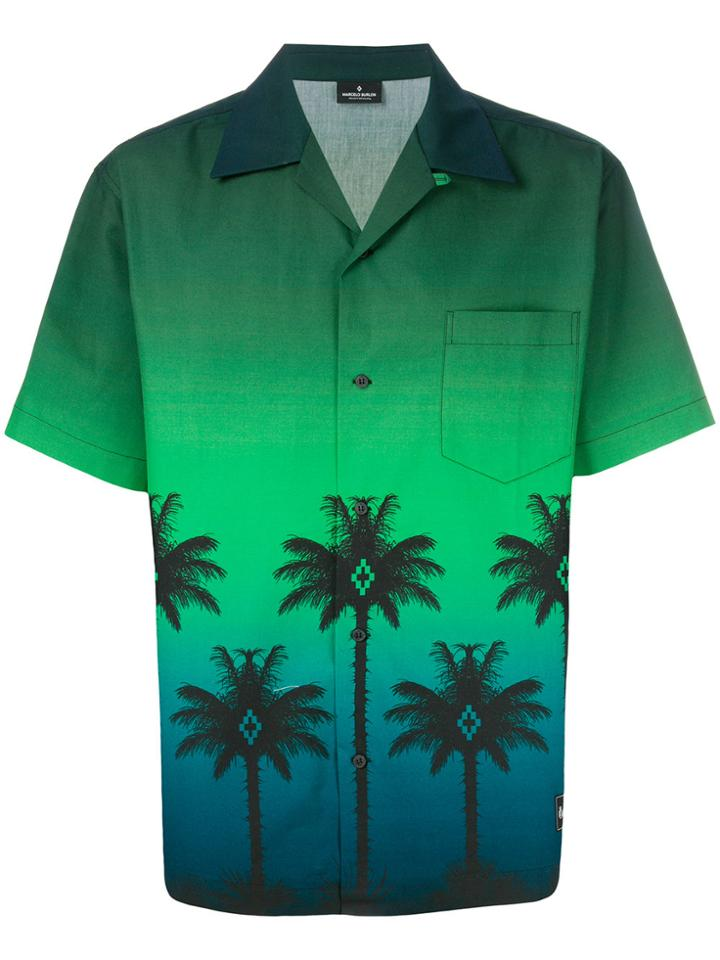 Marcelo Burlon County Of Milan Palms Shirt - Multicolour