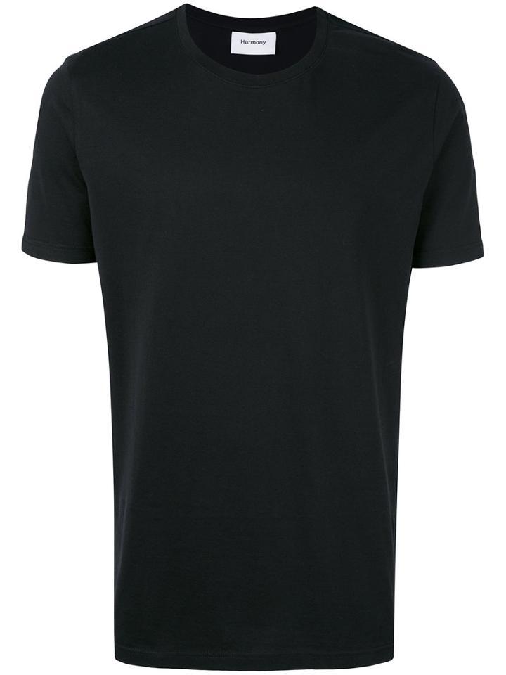 Harmony Paris - Toni T-shirt - Men - Cotton - L, Black, Cotton