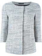 Herno Tweed Jacket