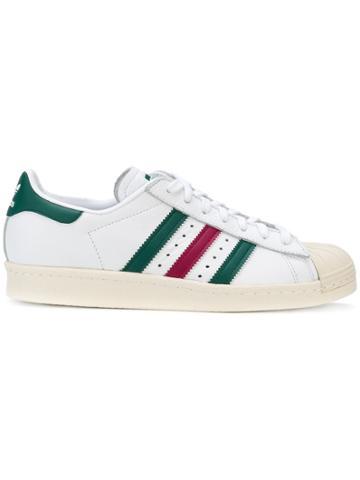 Adidas Adidas Originals Superstar 80s Sneakers - White