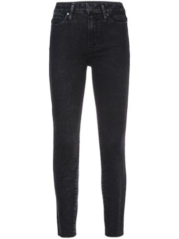 Paige Margot Skinny Jeans - Black