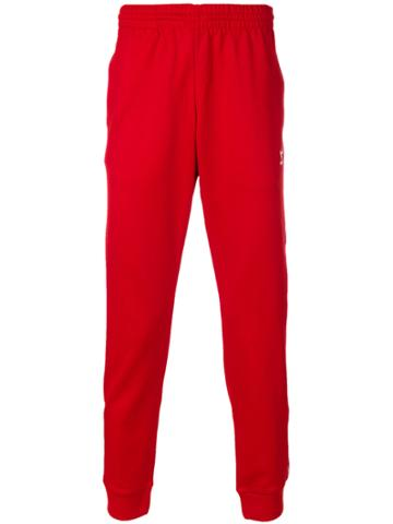 Adidas Adidas Originals Sst Track Pants - Red