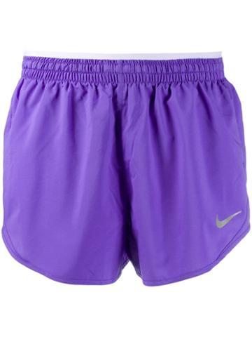 Nike Tempo Lux Running Shorts - Purple