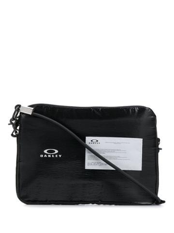 Oakley By Samuel Ross Logo Messenger Bag - Black