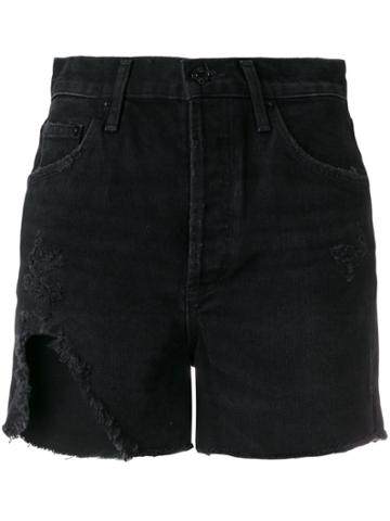 Agolde Dee Shorts - Black