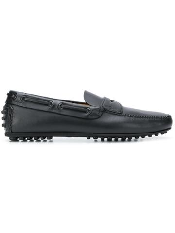 Car Shoe Driving Shoes - Black