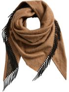 Burberry Burberry Bandana Scarf - Brown