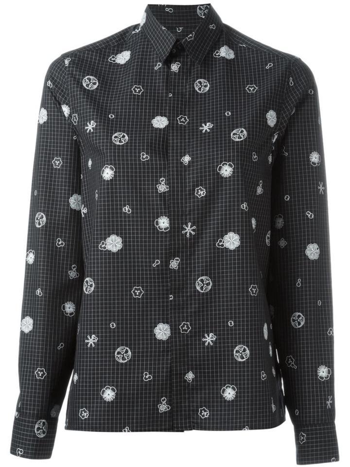 Kenzo 'tanami Check' Shirt