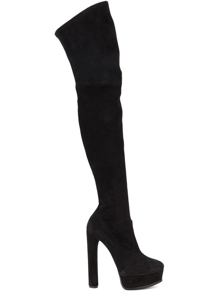 Casadei Thigh High Boots