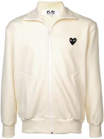 Comme Des Garçons Play Comme Des Garçons Play P1t256 Ivory - Nude &