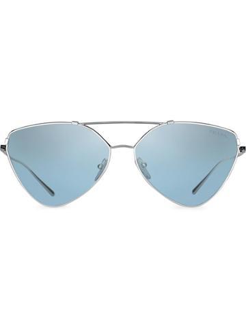 Prada Eyewear Prada Eyewear Collection Sunglasses - Blue