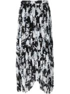 Thakoon Fine Pleated Skirt