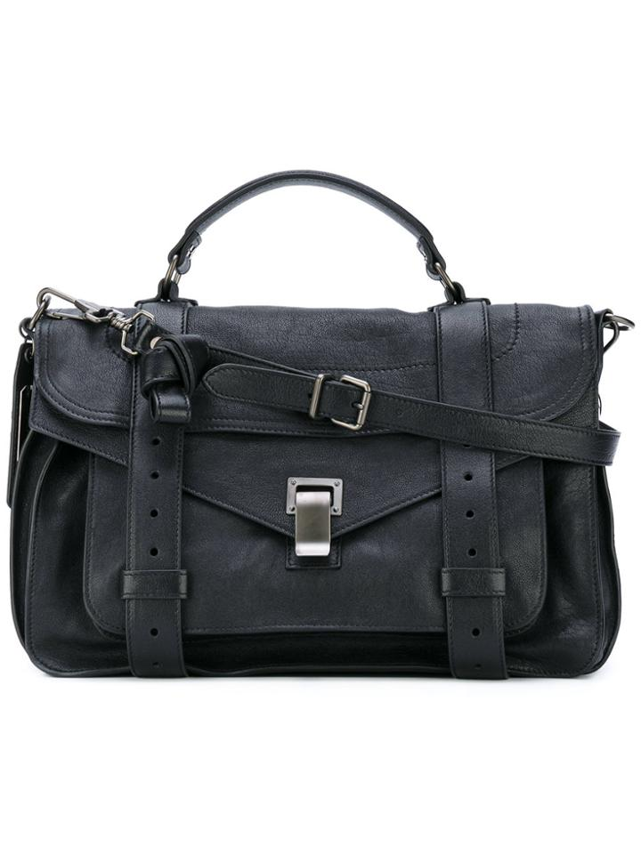 Proenza Schouler Ps1 Medium - Black