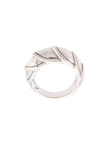 John Hardy Naga Ring - Silver