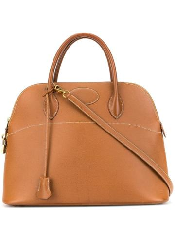 Hermès Pre-owned Bolide 37 2way Hand Bag - Brown