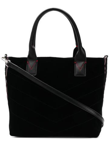 Pinko Media Shopper Tote - Black