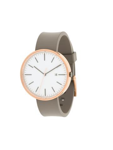 Uniform Wares M40 Date Watch - Grey