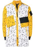 Nike Dotted Jacket - Yellow