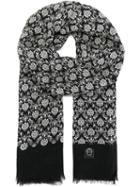 Dolce & Gabbana Floral Motif Scarf