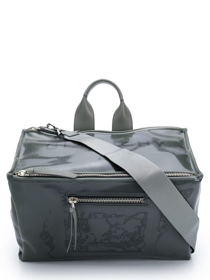 Givenchy Pandora Messenger Bag - Grey
