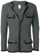 Chanel Vintage 2007 Cable Knit Jacket - Grey