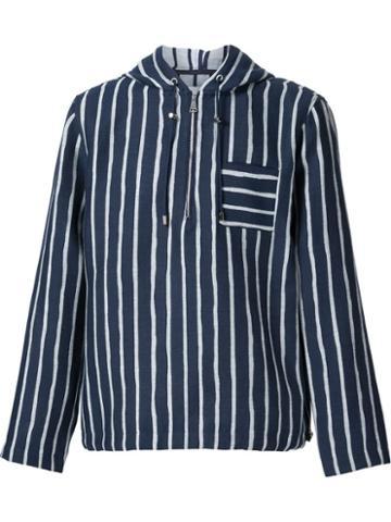 Agi & Sam 'vertical Zip Hoodie' Jacket