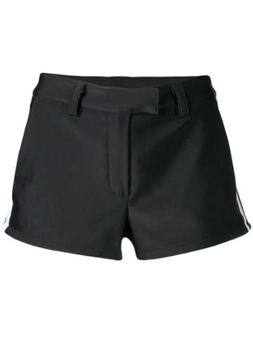 Gcds Logo Short Shorts - Black