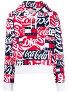 Tommy Jeans Tommy X Coca Cola Hoodie - White